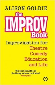 Goldie The Improv Book