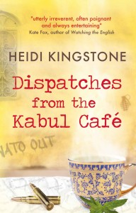 Kingstone Dispatches From The Kabul Cafe
